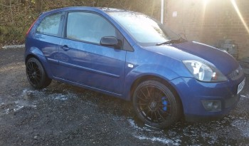 2008 ford fiesta zetec climate (reduced to clear) finance available full