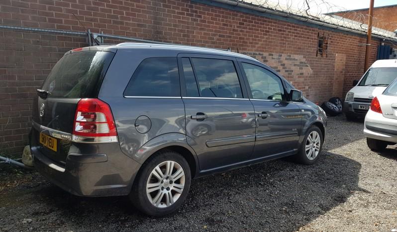 Vauxhall Zafira 1.7 CDTi ecoFLEX 16v Elite 5dr 7 SEATER full