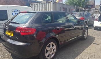 2011 Audi A3 1.6 TDI SE Sportback 5dr full