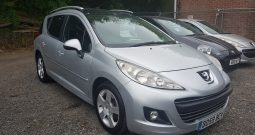 2010 Peugeot 207 SW 1.6 HDi Sport 5dr