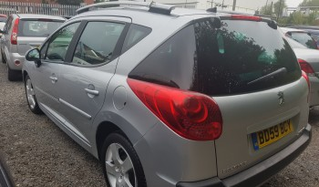 2010 Peugeot 207 SW 1.6 HDi Sport 5dr full