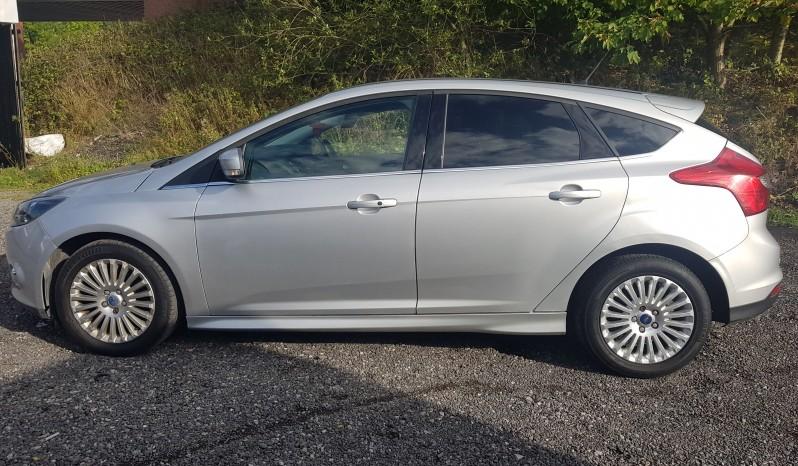 2012 Ford Focus 1.6 TDCi Titanium 5dr full
