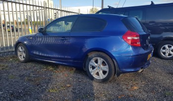 2008 BMW 1 Series 2.0 120i SE 3dr auto full