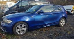 2008 BMW 1 Series 2.0 120i SE 3dr auto