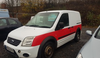 2010 Ford Transit Connect 1.8 TDCi T200 SWB Trend Panel Van 4dr full