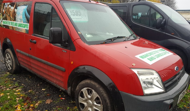 Ford Transit Connect 1.8 TDCi T200 SWB L Low Roof 5dr full