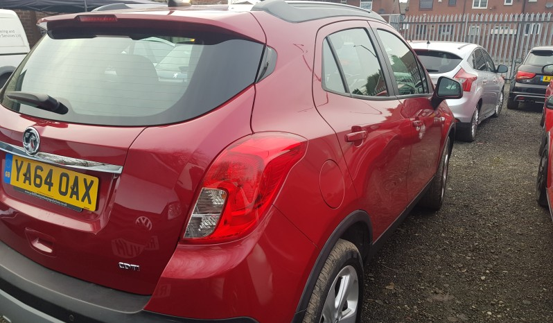 2015 Vauxhall Mokka 1.7 CDTi ecoFLEX 16v Tech Line full