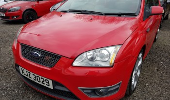 Ford Focus 2.5  ST 5dr excellent condition full