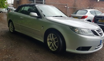 2009 saab convertible automatic full