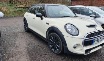 2016 mini cooper s automatic full
